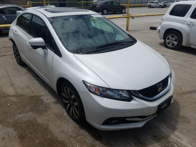 2015 Honda Civic EXL for sale in Lebanon, TN