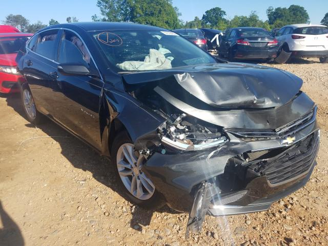 Salvage 2017 CHEVROLET MALIBU - Small image. Lot 37516430