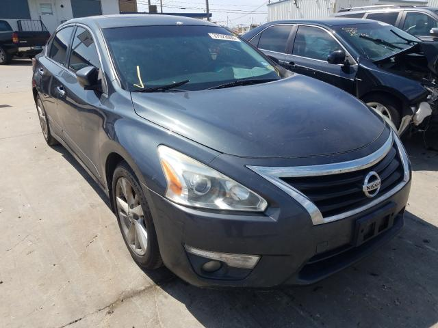 Salvage cars for sale from Copart Grand Prairie, TX: 2013 Nissan Altima 2.5