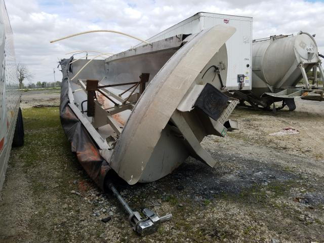 Mack Trailer salvage cars for sale: 2004 Mack Trailer