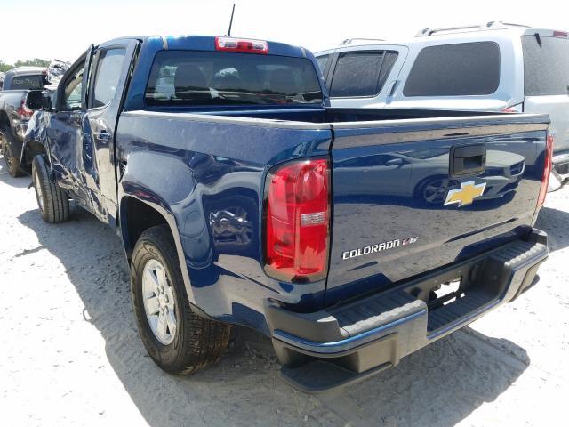 2020 Chevrolet COLORADO | Vin: 1GCGSBENXL1137356