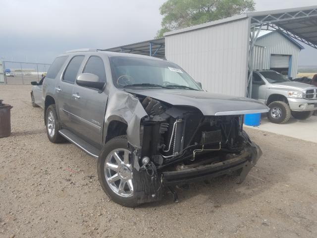 GMC Yukon Dena salvage cars for sale: 2012 GMC Yukon Dena