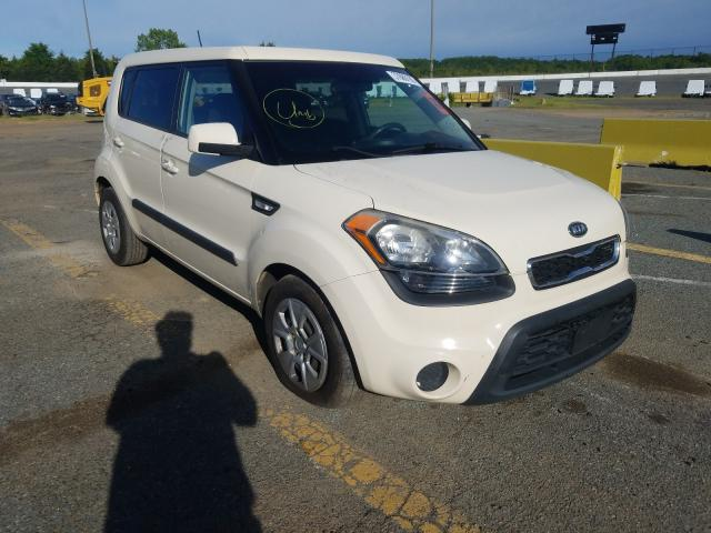 KIA Soul salvage cars for sale: 2012 KIA Soul
