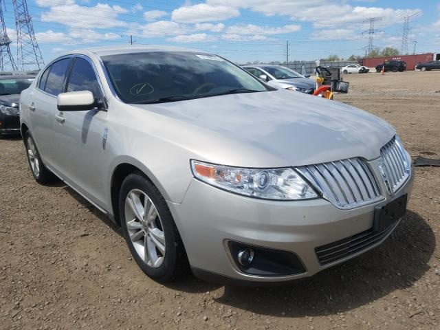 Lincoln Vehiculos salvage en venta: 2009 Lincoln MKS