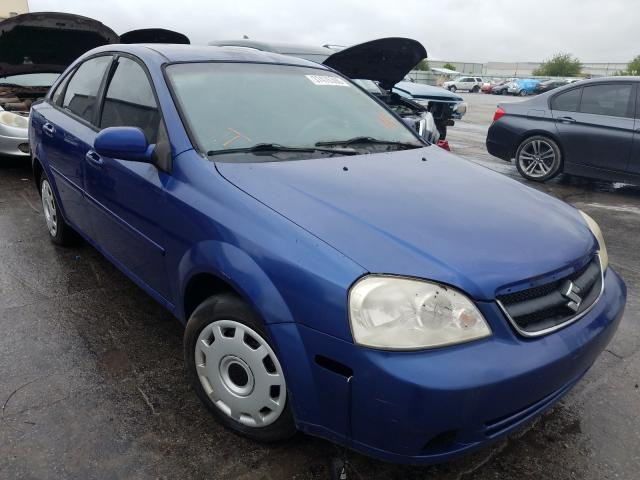 Suzuki Forenza salvage cars for sale: 2006 Suzuki Forenza