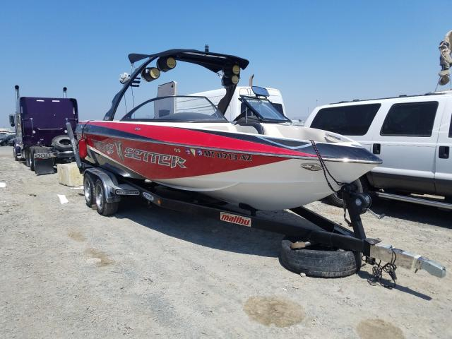 Malibu Boat salvage cars for sale: 2009 Malibu Boat