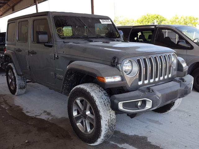 2019 Jeep Wrangler U for sale in Homestead, FL