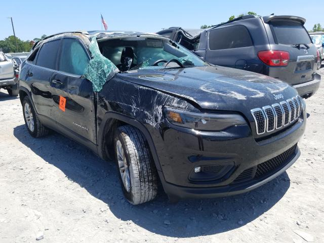 Jeep Cherokee L salvage cars for sale: 2019 Jeep Cherokee L