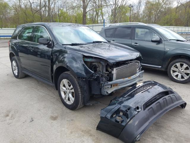 Salvage 2014 CHEVROLET EQUINOX - Small image. Lot 37446740