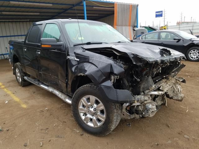 Ford F150 Super salvage cars for sale: 2010 Ford F150 Super