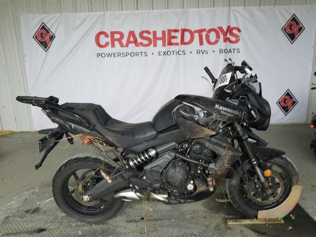 Kawasaki LE650 C salvage cars for sale: 2012 Kawasaki LE650 C