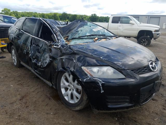 Mazda CX-7 salvage cars for sale: 2008 Mazda CX-7