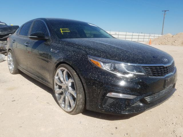 2019 KIA Optima LX en venta en Andrews, TX