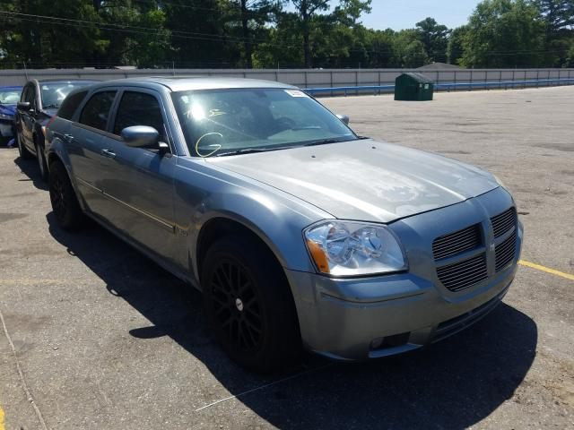 Dodge salvage cars for sale: 2006 Dodge Magnum R/T