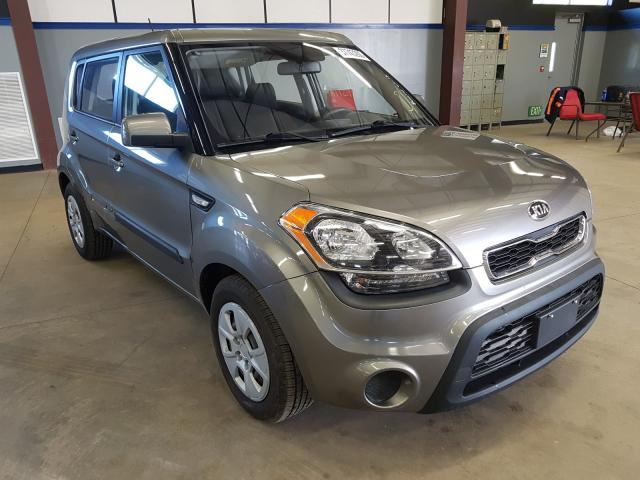 KIA Soul salvage cars for sale: 2013 KIA Soul