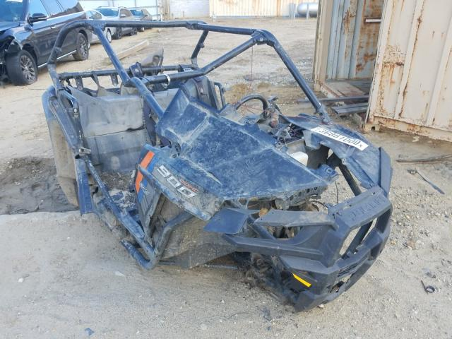 Salvage cars for sale from Copart Glassboro, NJ: 2015 Polaris RZR S 900
