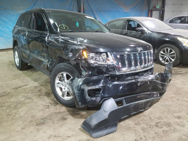 Salvage cars for sale from Copart Hammond, IN: 2013 Jeep Grand Cherokee