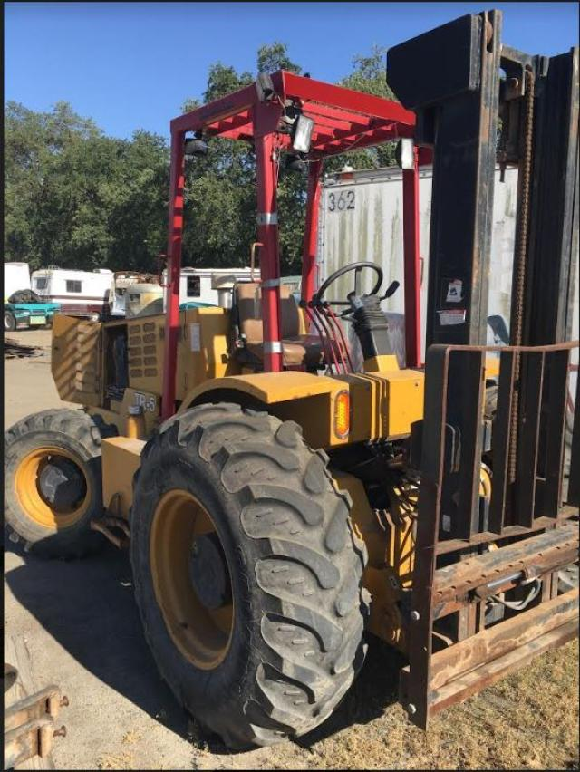2007 Clark Forklift TR5 for sale in Sacramento, CA