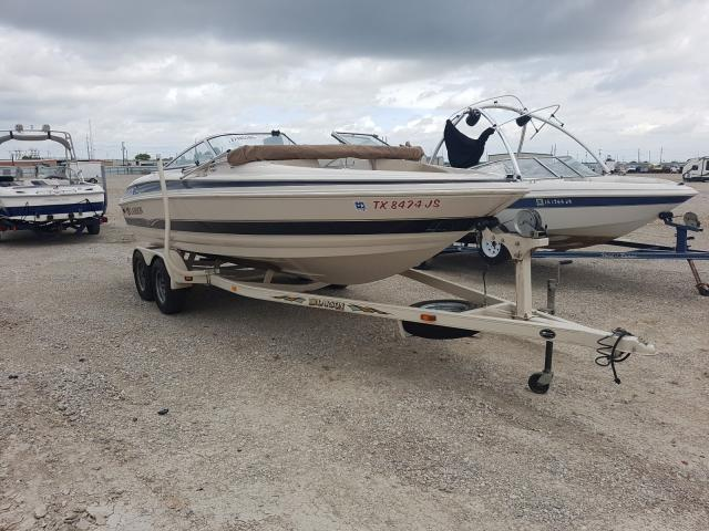 Salvage 2002 Larson BOAT for sale