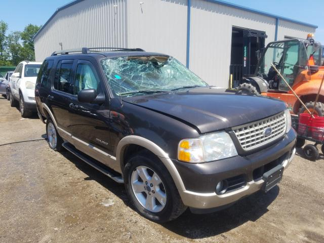 Ford Explorer E Vehiculos salvage en venta: 2005 Ford Explorer E