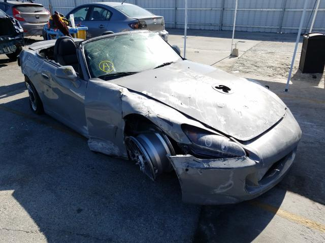 Honda S2000 salvage cars for sale: 2007 Honda S2000