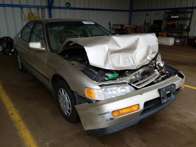 Honda Accord LX salvage cars for sale: 1994 Honda Accord LX