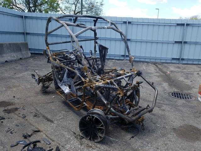 Salvage 2018 Can-Am CF800 for sale