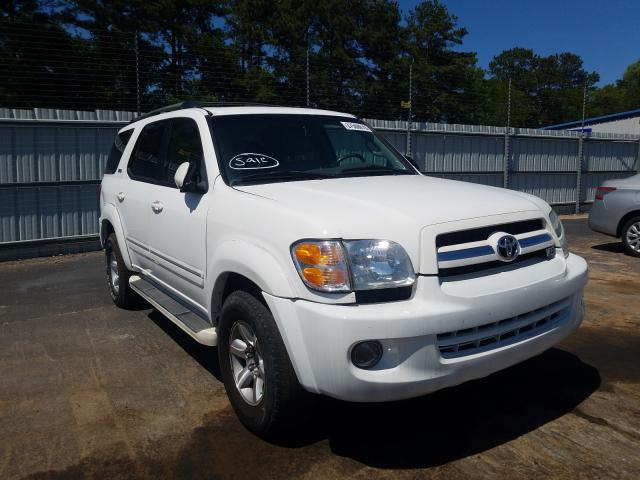 2006 Toyota Sequoia SR for sale in Austell, GA