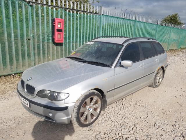 BMW 320D ES TO - 2003 rok