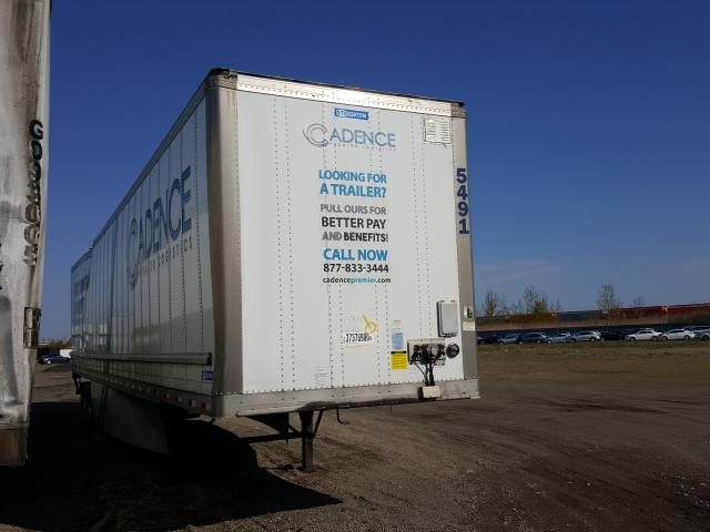 Trailmobile salvage cars for sale: 2019 Trailmobile Trailer