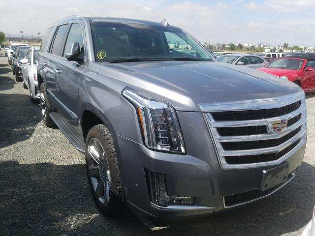 Cadillac Escalade L salvage cars for sale: 2019 Cadillac Escalade L
