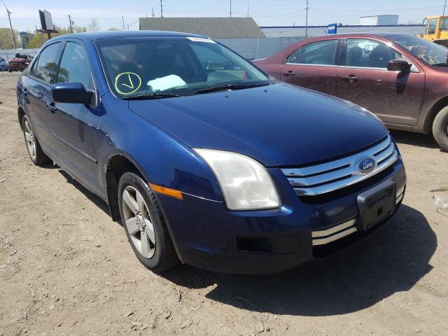 Salvage cars for sale from Copart Hammond, IN: 2006 Ford Fusion SE
