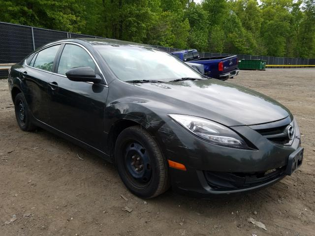 Salvage cars for sale from Copart Waldorf, MD: 2012 Mazda 6 I