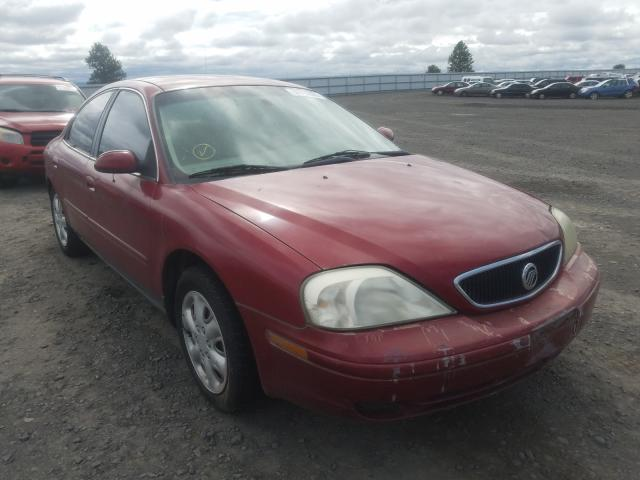 Mercury salvage cars for sale: 2003 Mercury Sable GS