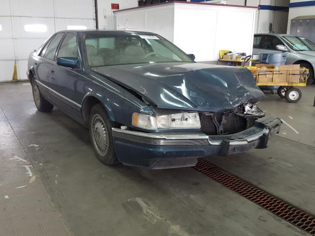 Salvage cars for sale from Copart Pasco, WA: 1994 Cadillac Seville SL