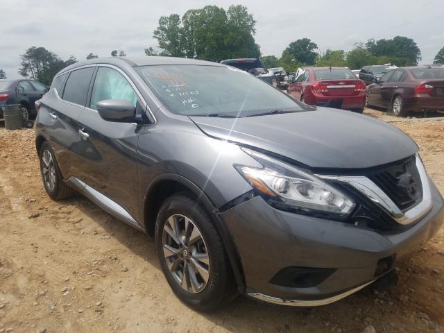 Nissan salvage cars for sale: 2015 Nissan Murano S