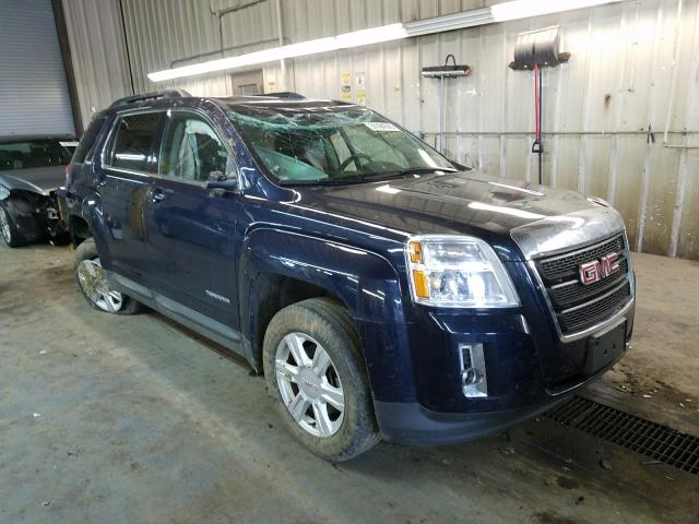 GMC salvage cars for sale: 2015 GMC Terrain SL