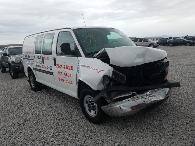 GMC Savana G25 salvage cars for sale: 2014 GMC Savana G25