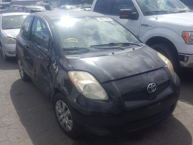 Salvage cars for sale from Copart Colton, CA: 2010 Toyota Yaris