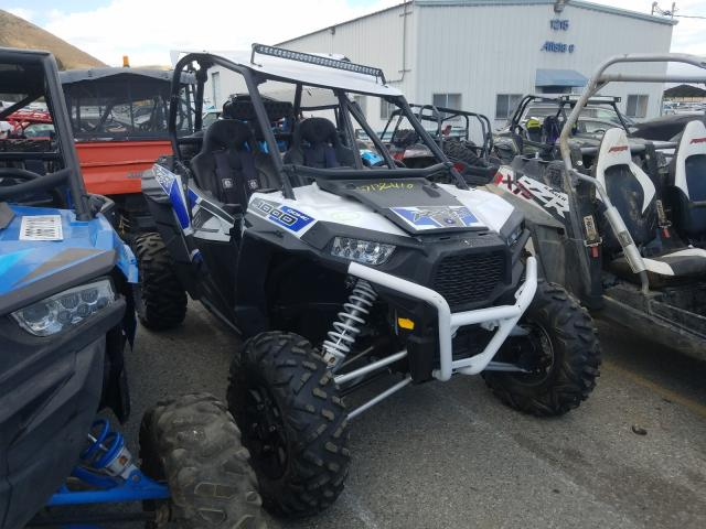 Salvage cars for sale from Copart Colton, CA: 2017 Polaris RZR XP 100