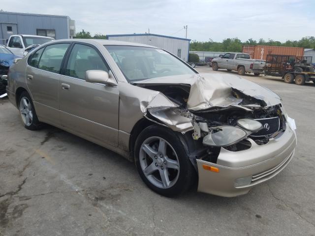 Salvage cars for sale at Gaston, SC auction: 1998 Lexus GS 400