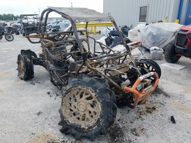Polaris salvage cars for sale: 2015 Polaris RZR XP 100