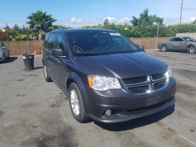 2018 Dodge Grand Caravan for sale in San Martin, CA