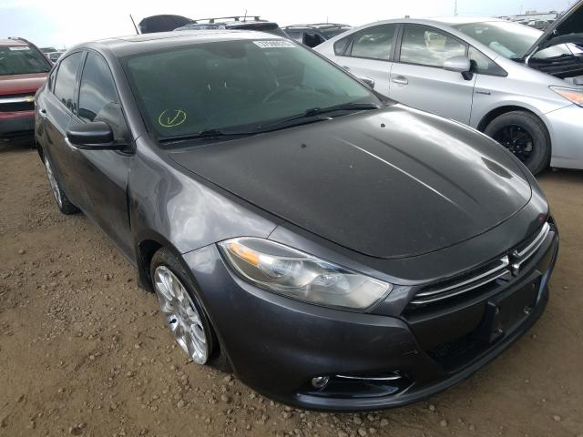 Dodge salvage cars for sale: 2015 Dodge Dart Limited