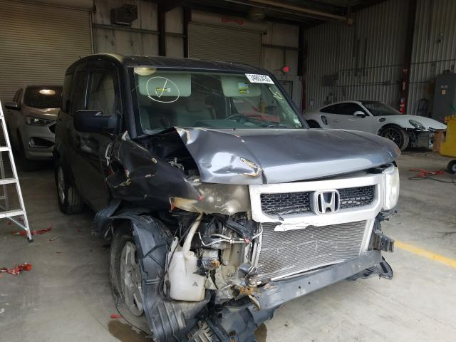Honda Element LX salvage cars for sale: 2011 Honda Element LX