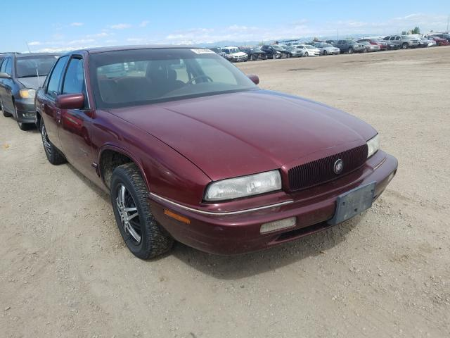 Salvage 1996 Buick REGAL CUST for sale