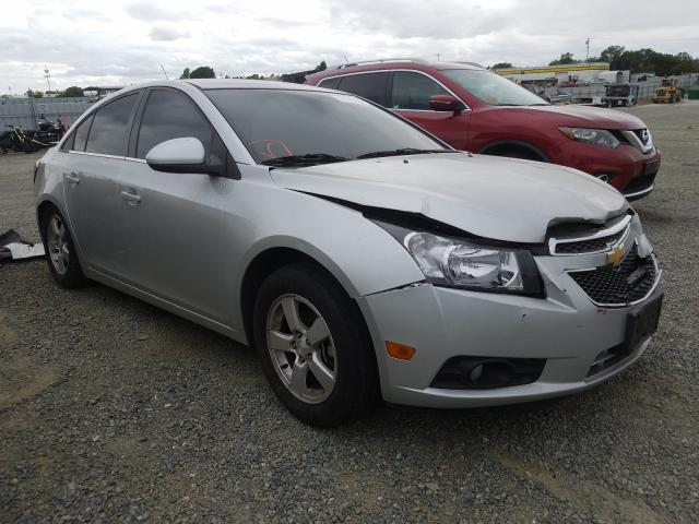 Salvage cars for sale from Copart Antelope, CA: 2014 Chevrolet Cruze LT