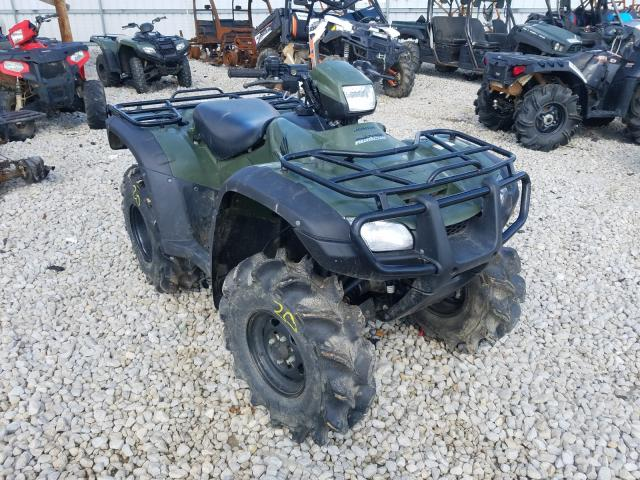 Salvage cars for sale from Copart Memphis, TN: 2014 Honda TRX500 FA