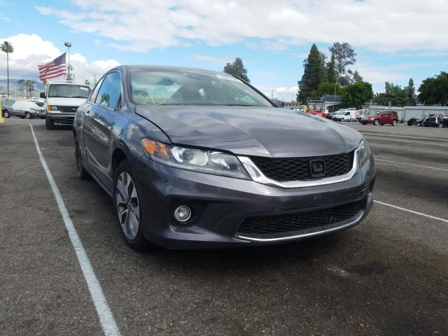 Honda Accord EXL salvage cars for sale: 2014 Honda Accord EXL