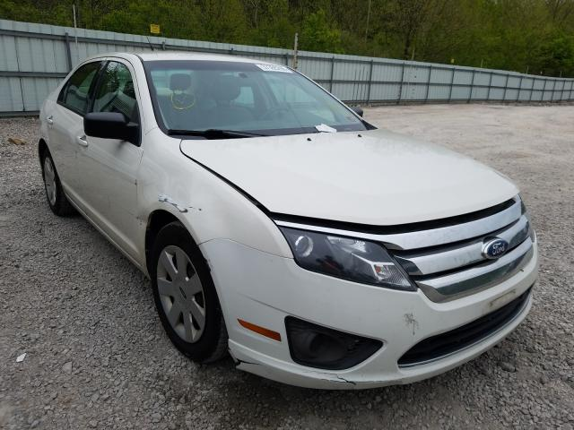 Ford Fusion S salvage cars for sale: 2011 Ford Fusion S